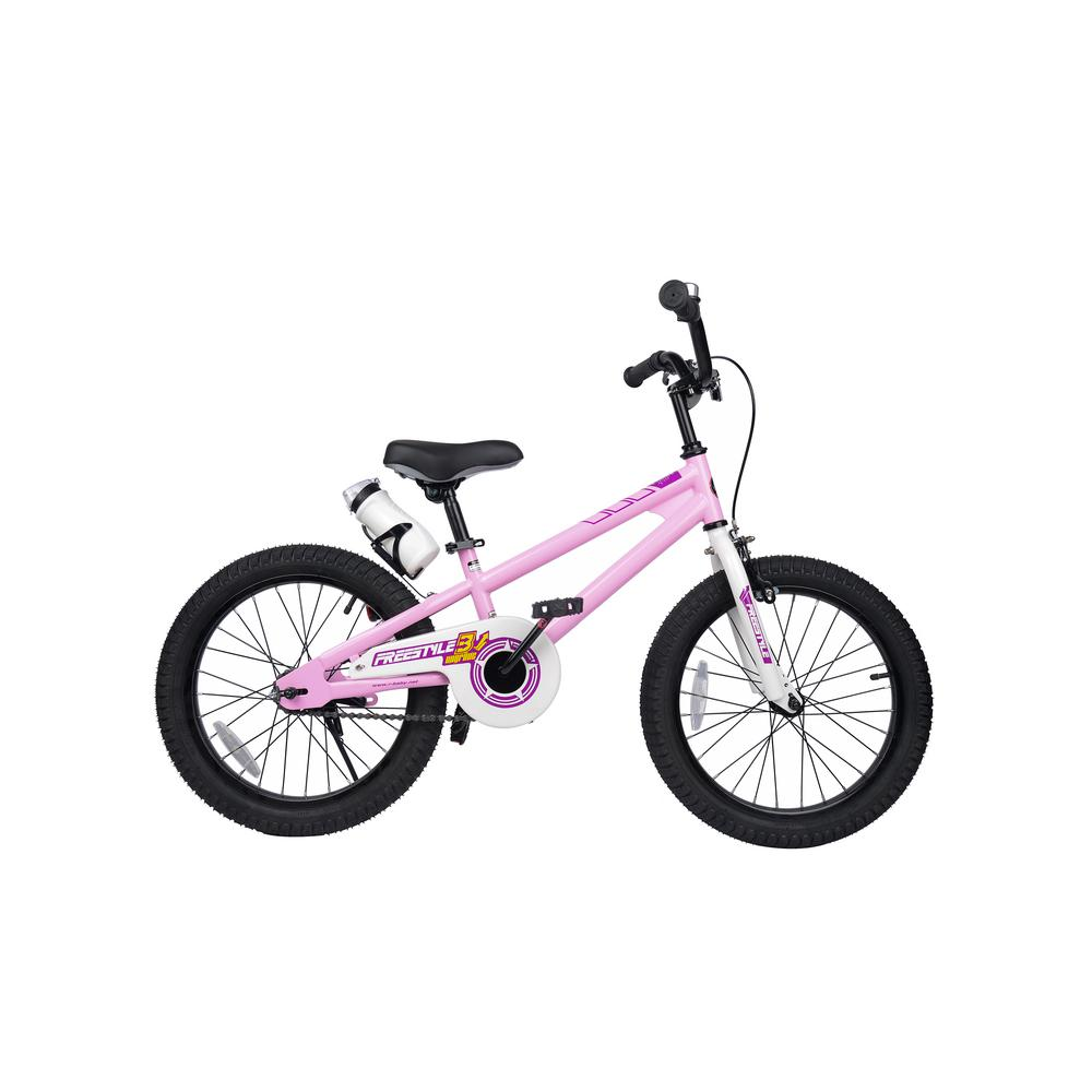 18 in. Wheels Freestyle BMX Kid's Bike, Boy's Bikes and Girl's