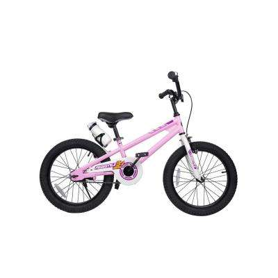18 in. Wheels Freestyle BMX Kid's Bike, Boy's Bikes and Girl's Bikes in Pink