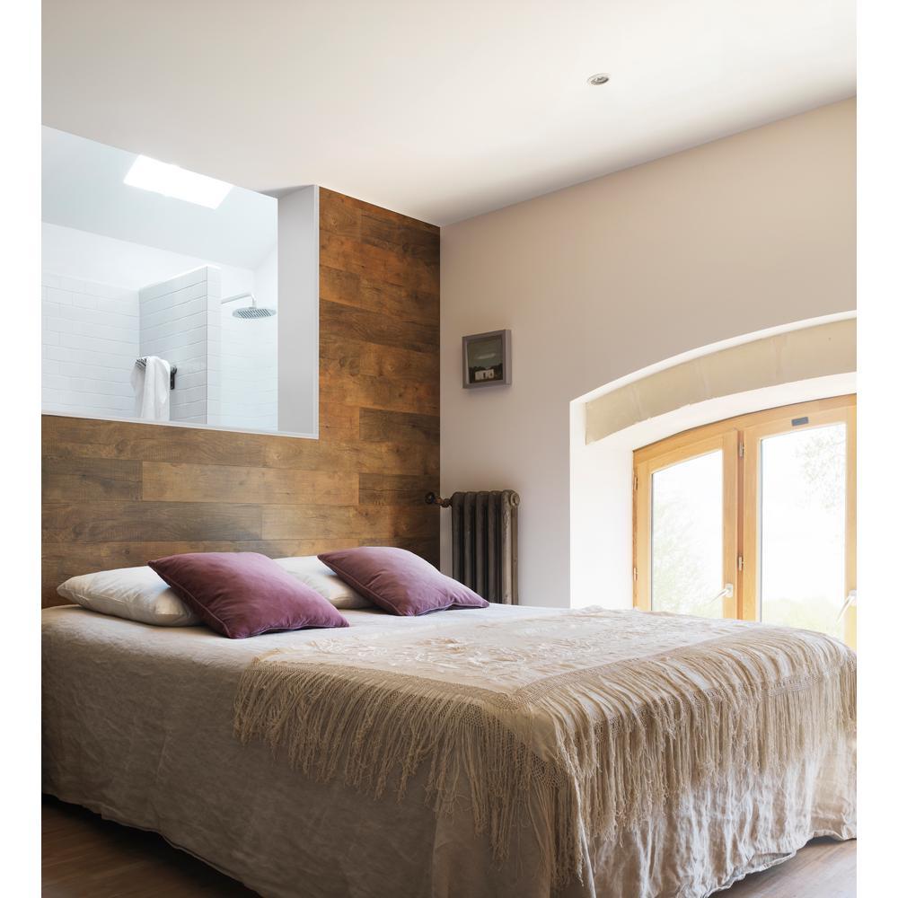 Grosfillex Element Wood 1/4 In. X 6 In. X 48 In. Brown