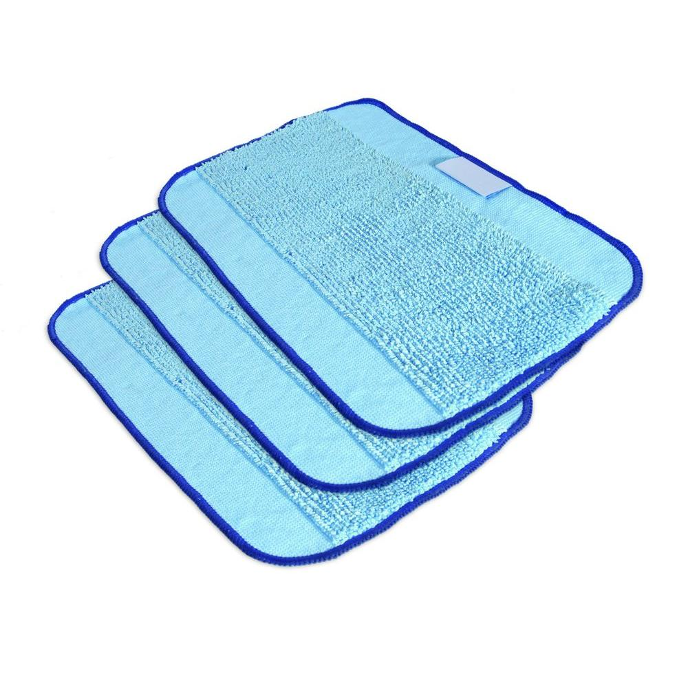 iRobot Microfiber Mopping Cloth for Braava Floor Mopping Robotic Vacuum Cleaner  (3-Pack)