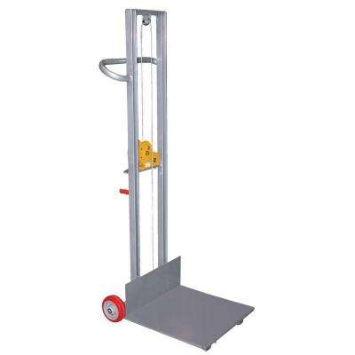400 lb. Capacity Aluminum Lite Load Lift with Winch