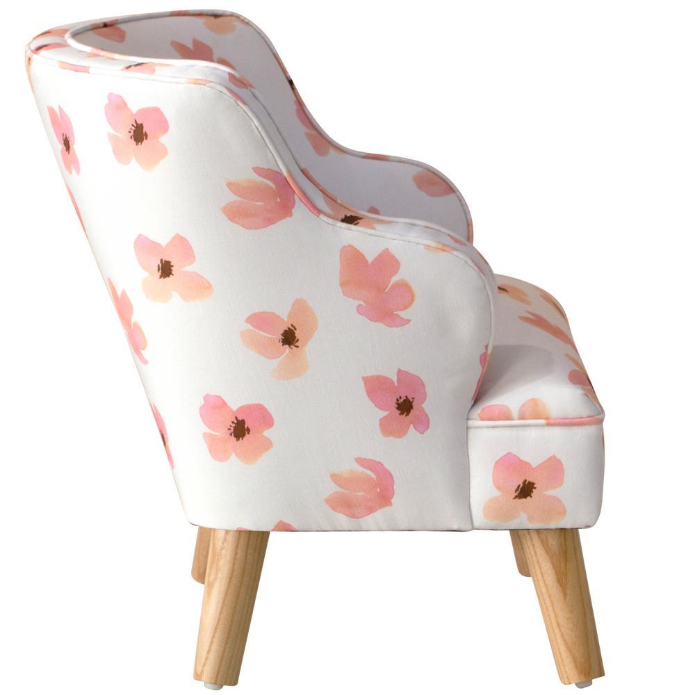Remarkable Skyline Furniture Floating Petals Pink Kids Modern Chair 96 Creativecarmelina Interior Chair Design Creativecarmelinacom