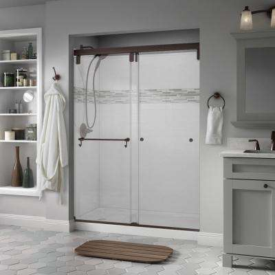 Delta Shower Doors Showers The Home Depot