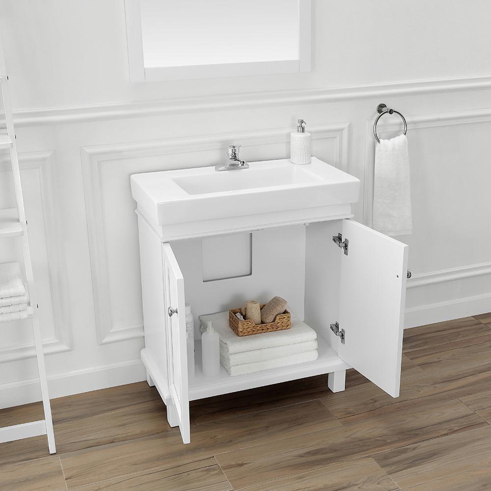 15 Inch Width Bathroom Sink - Artcomcrea