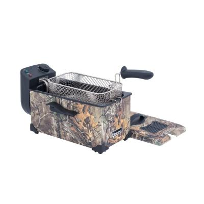 Magic Chef-3.17 Qt. Deep Fryer in Realtree Xtra Camouflage