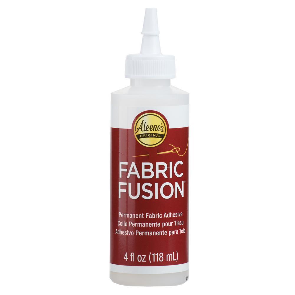 4 oz. Fabric Fusion Permanent Fabric Adhesive