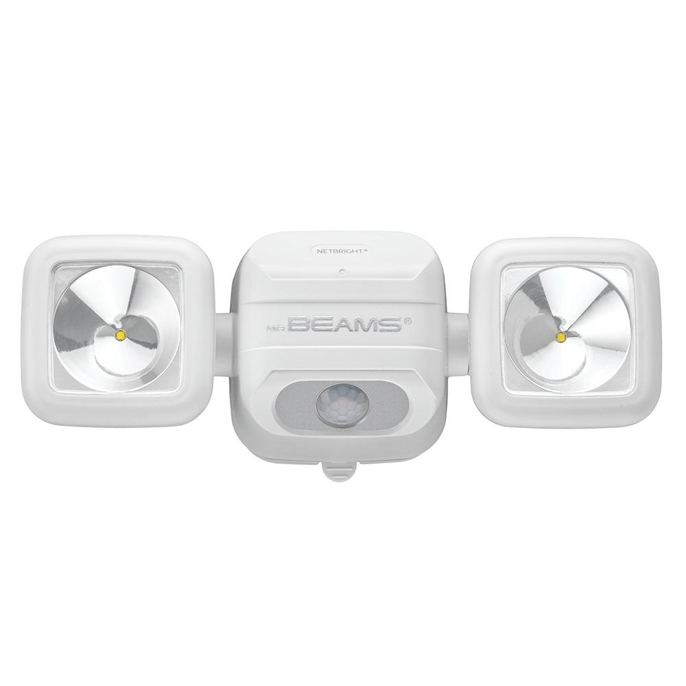 Mr Beams Netbright Networked 140 176 White Outdoor Wireless