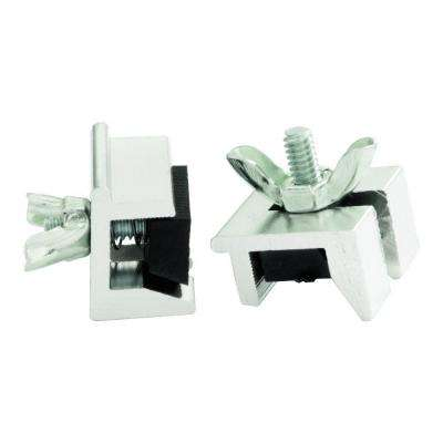 Aluminum Window Slide Stop (2-Pack)
