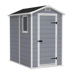 Keter Manor 4 ft. x 6 ft. Outdoor Storage Shed by Keter