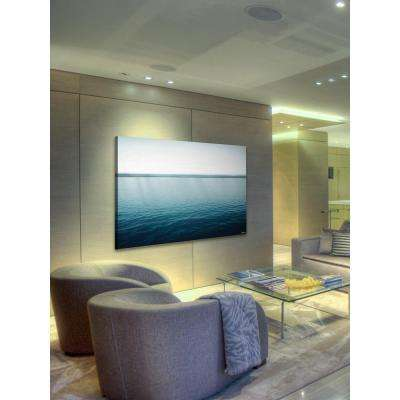 "40 in. H x 60 in. W ""Tranquil"" by Parvez Taj Printed Canvas Wall Art"