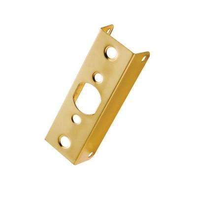 1-3/4 in. Solid Brass Door Edge Guard