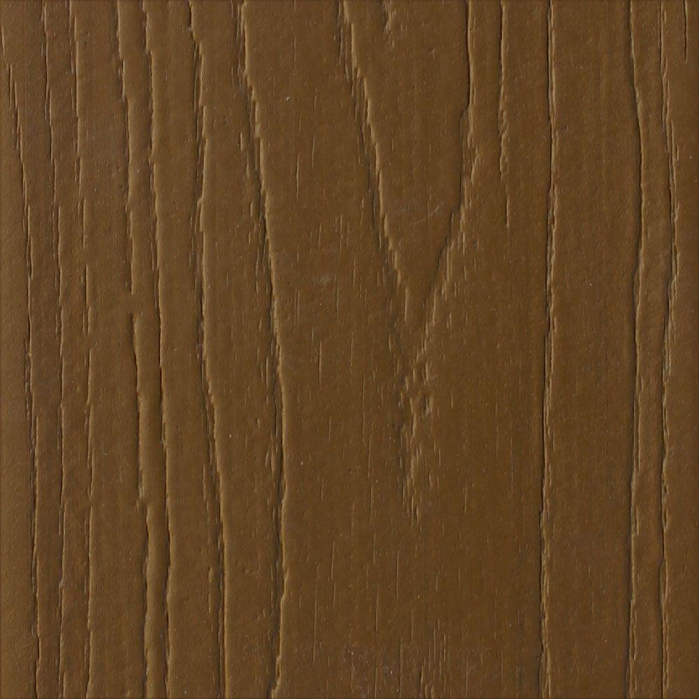 MoistureShield Pro 1 in. x 5-3/8 in. x 16 ft. Brazilian Chestnut Grooved Edge Capped Composite Decking Board (10-Pack)