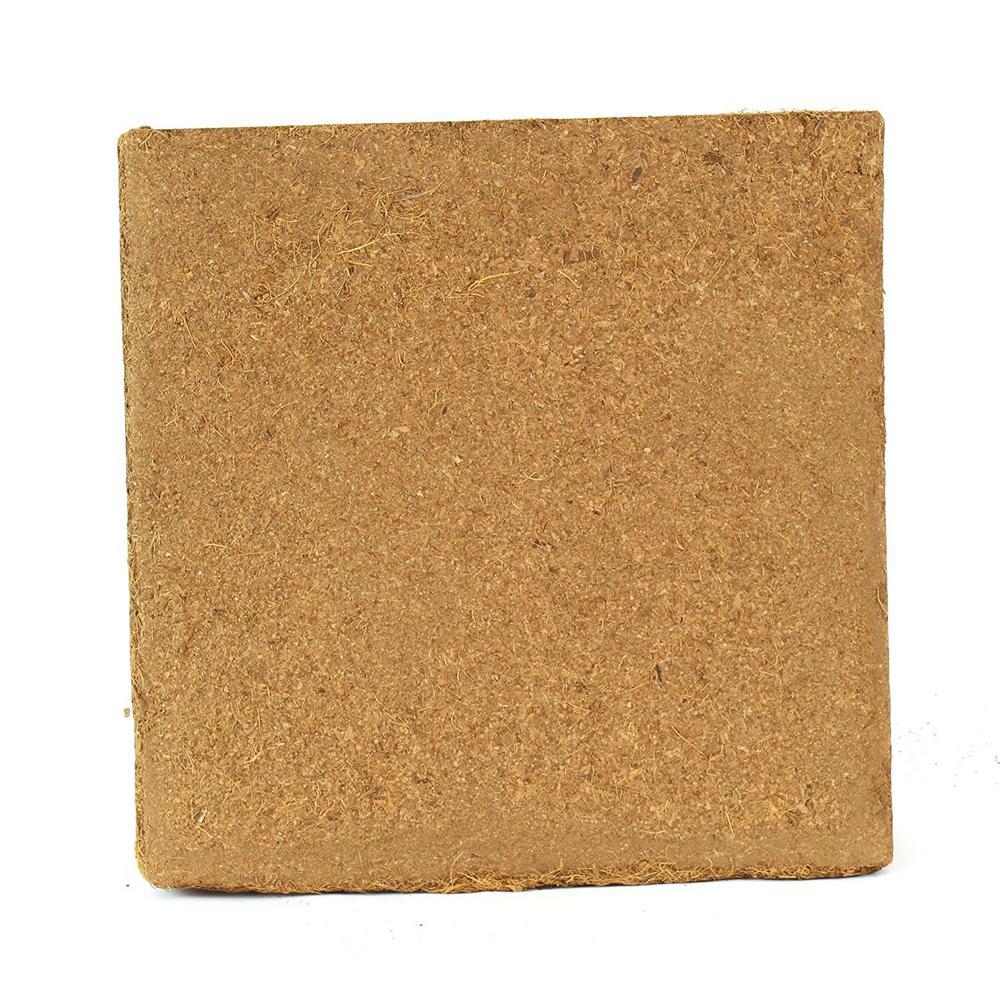 10 lbs. Organic Coco Block Coir Brick Potting Soil