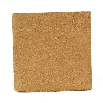 10 lbs. Organic Coco Block Coir Brick Potting Soil