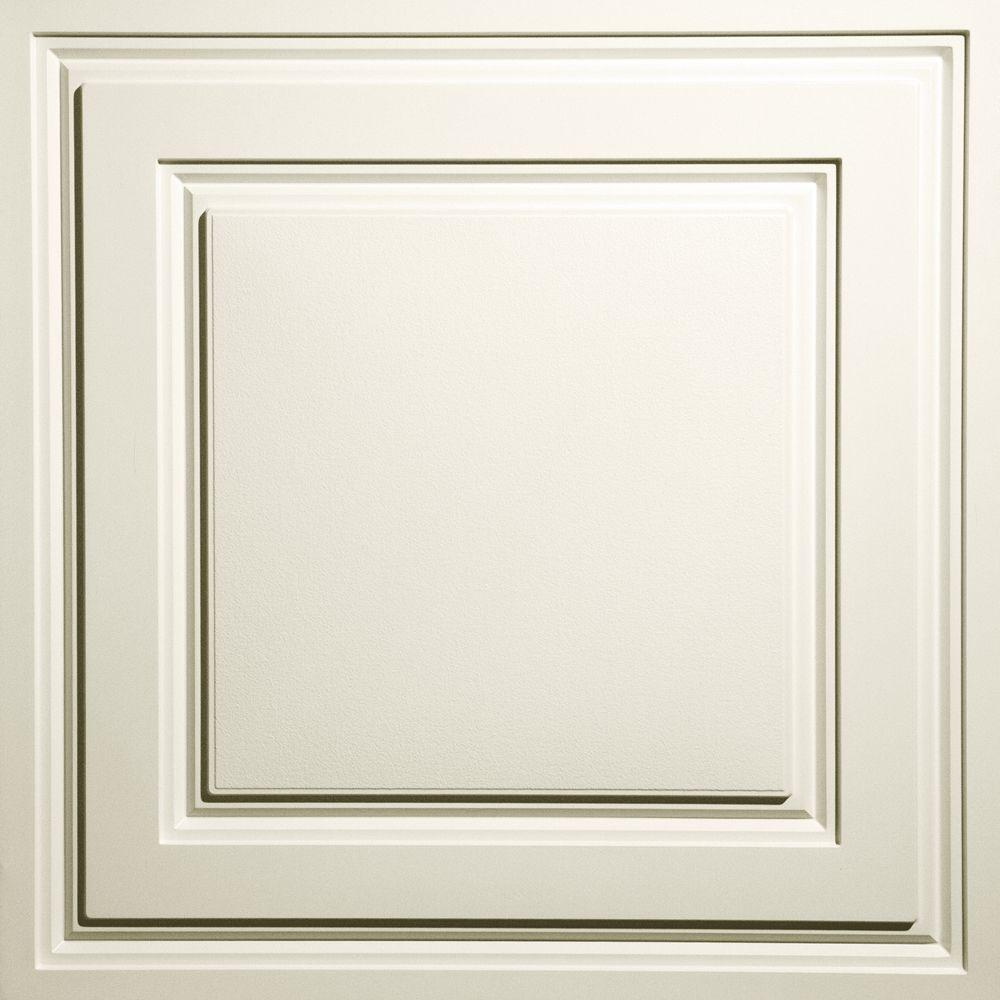 Ceilume Oxford Sand 2 ft. x 2 ft. Lay-in Ceiling Panel (