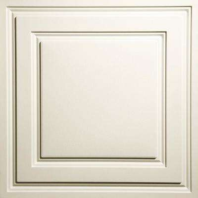 Oxford Sand 2 ft. x 2 ft. Lay-in Ceiling Panel (Case of 6)