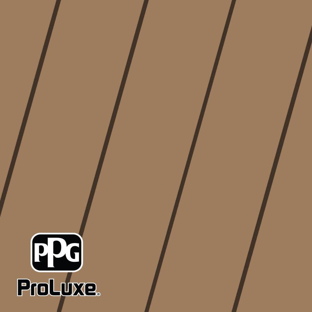 PPG ProLuxe 1 gal. Premium #HDGSIK710-156 Cedar Solid Stain Wood Finish