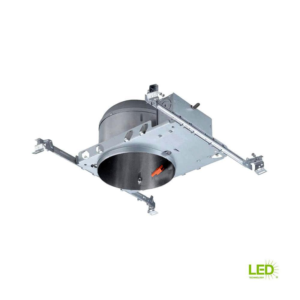 Envirolite 6 In Led Recessed Housing Shallow Height New Construction Can