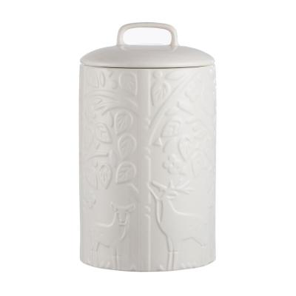 In the Forest Ceramic 75 fl oz Tea Jar