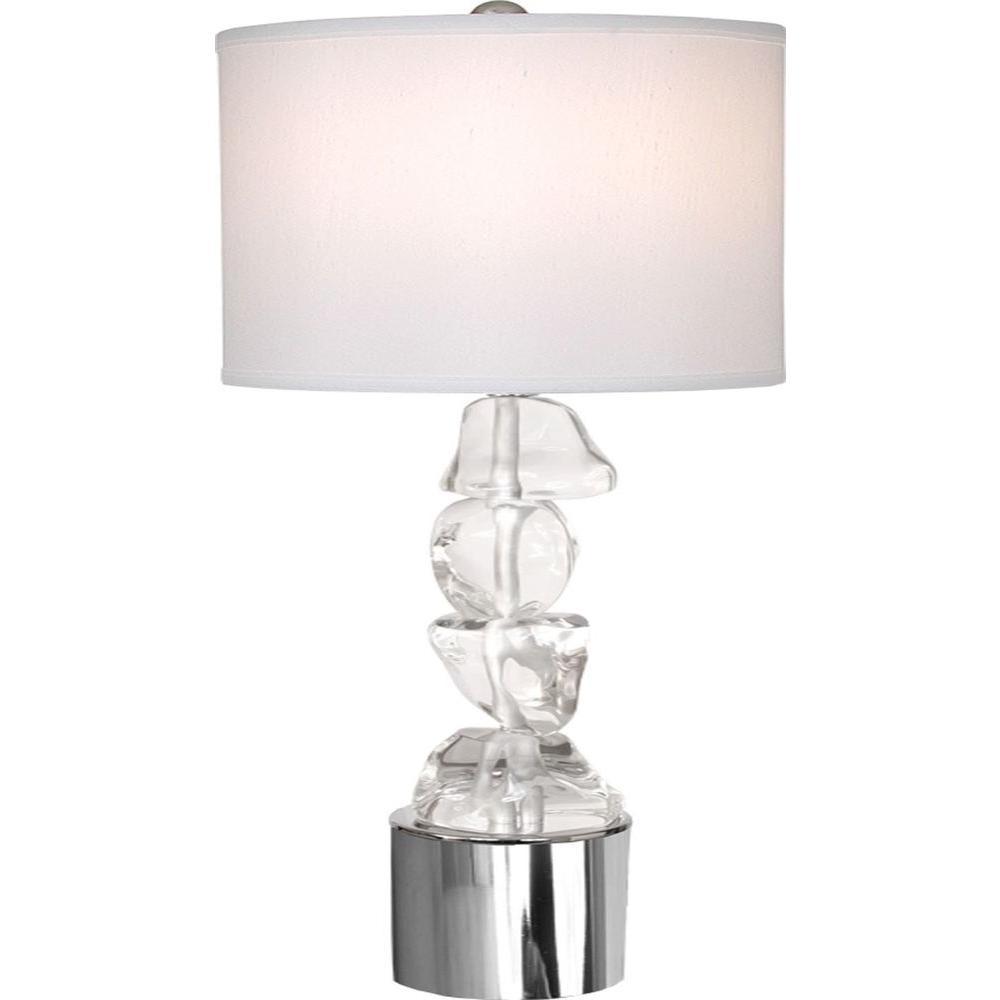 Filament Design Century 34 in. Chrome Table Lamp