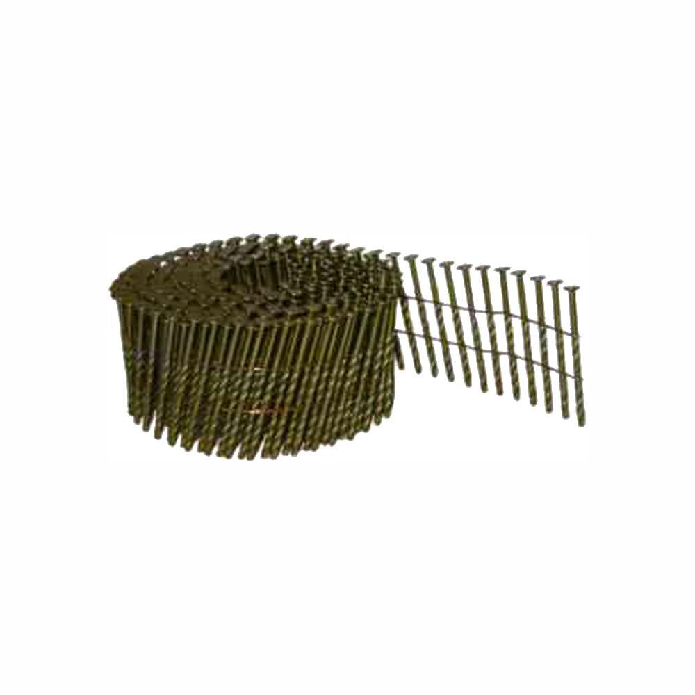 Grip-Rite 2-1/4 in. x 0.099 15-Degree Screw Shank Blunt Diamond Point Wire Pallet Nail (9000-Count)