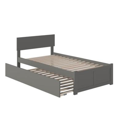 Platform Twin Beds Bedroom Furniture The Home Depot
