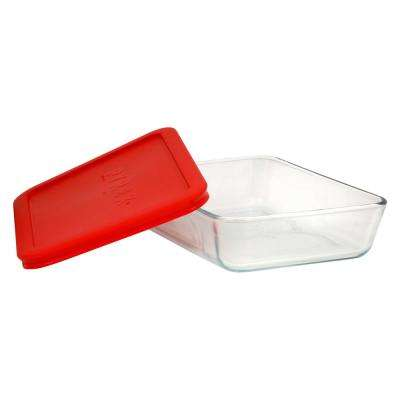 Glass Storage Plus 3-Cup with Lid