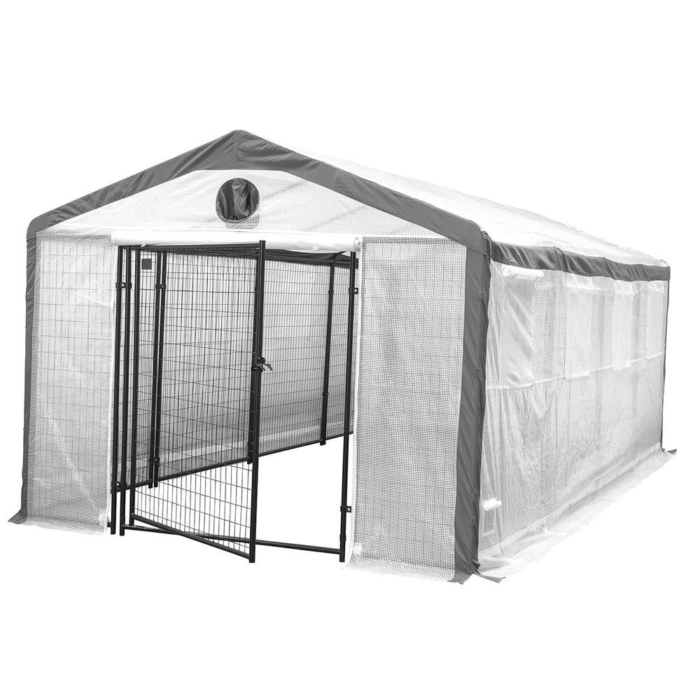 Safe Grow 10 ft. x 20 ft. Secure Greenhouse