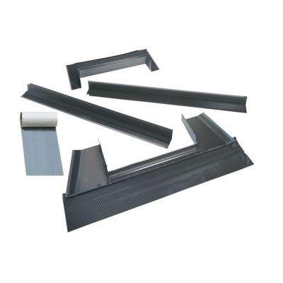 M02 Metal Roof Flashing Kit with Adhesive Underlayment for Deck Mount Skylight