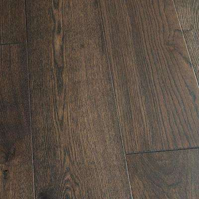 French Oak Bodega 3/8 in. T x 6-1/2 in. W x Varying L Engineered Click Hardwood Flooring (23.64 sq. ft. / case)