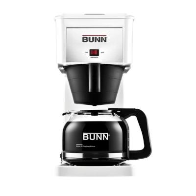 GRW 10-Cup Home Coffee Brewer