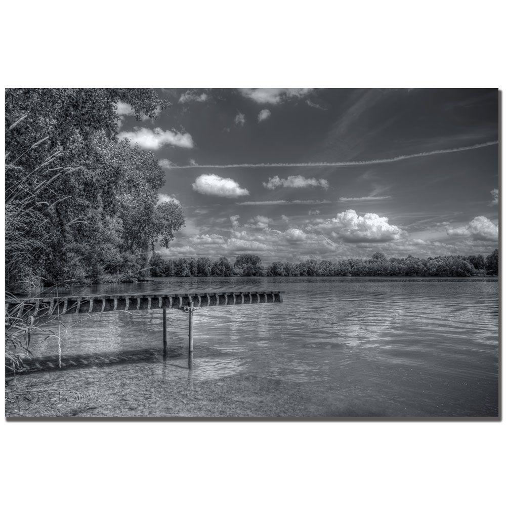 22 in. x 32 in. Horizontality Canvas Art