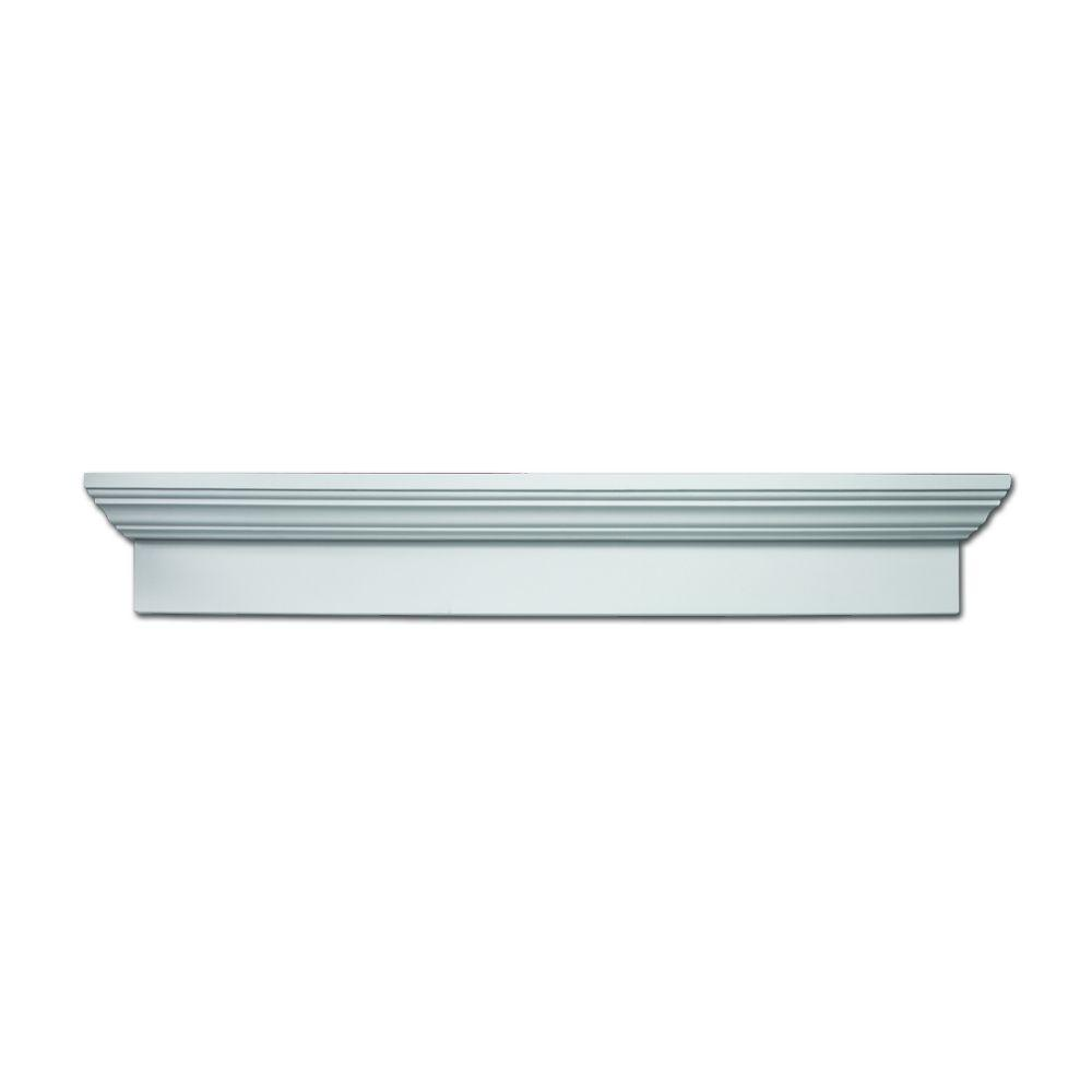30 in. x 6 in. x 3 in. Polyurethane Window and