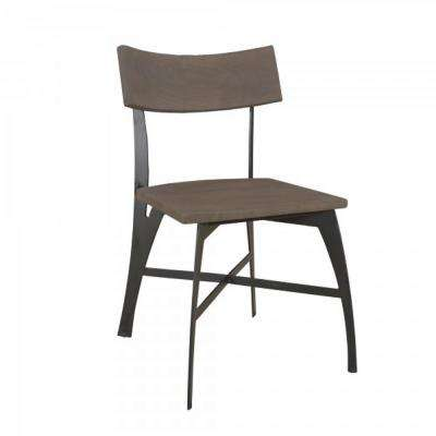 Solid Acacia Wood Chair