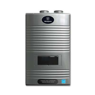 8.1 GPM Ultra Low NOx Liquid Propane Gas Condensing High Efficiency Tankless Water Heater