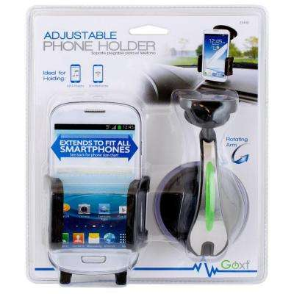 GoXt Windshield Mount Phone Holder