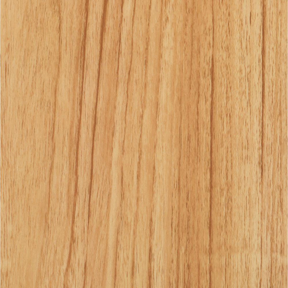 Trafficmaster Take Home Sample Oak Resilient Vinyl Plank