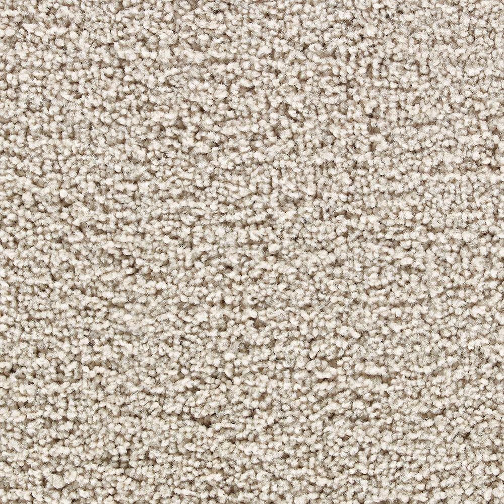 Martha Stewart Living Boldt Castle Potters Clay - 6 in. x 9 in. Take Home Carpet Sample-DISCONTINUED