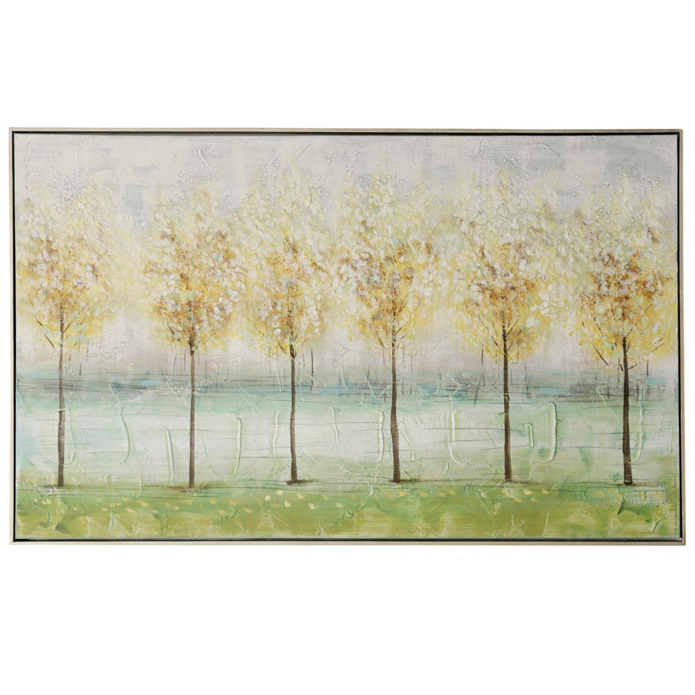 StyleCraft Hand-Painted Trees Party Multicolored Canvas Wall Art was $273.99 now $111.92 (59.0% off)