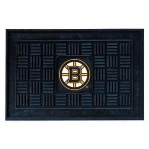 bathroom sinks faucets fanmats boston bruins 19 in x 30 in door mat 11478 the 11478