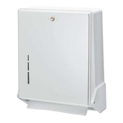 Metal Cabinet Paper Towel Dispenser