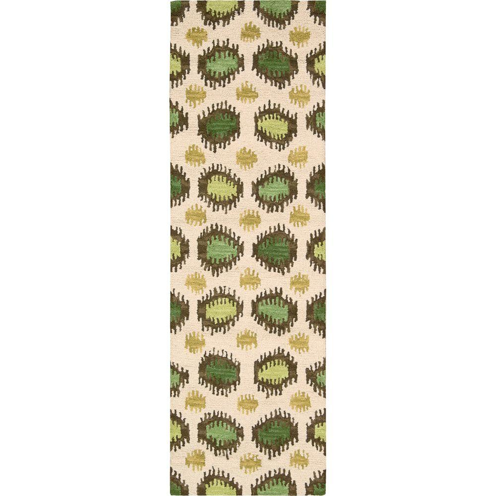 Siam Ivory 2 ft. 3 in. x 7 ft. 6 in.