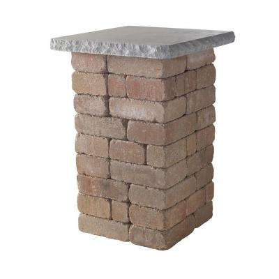 20 in. Desert Lakeland Pillar