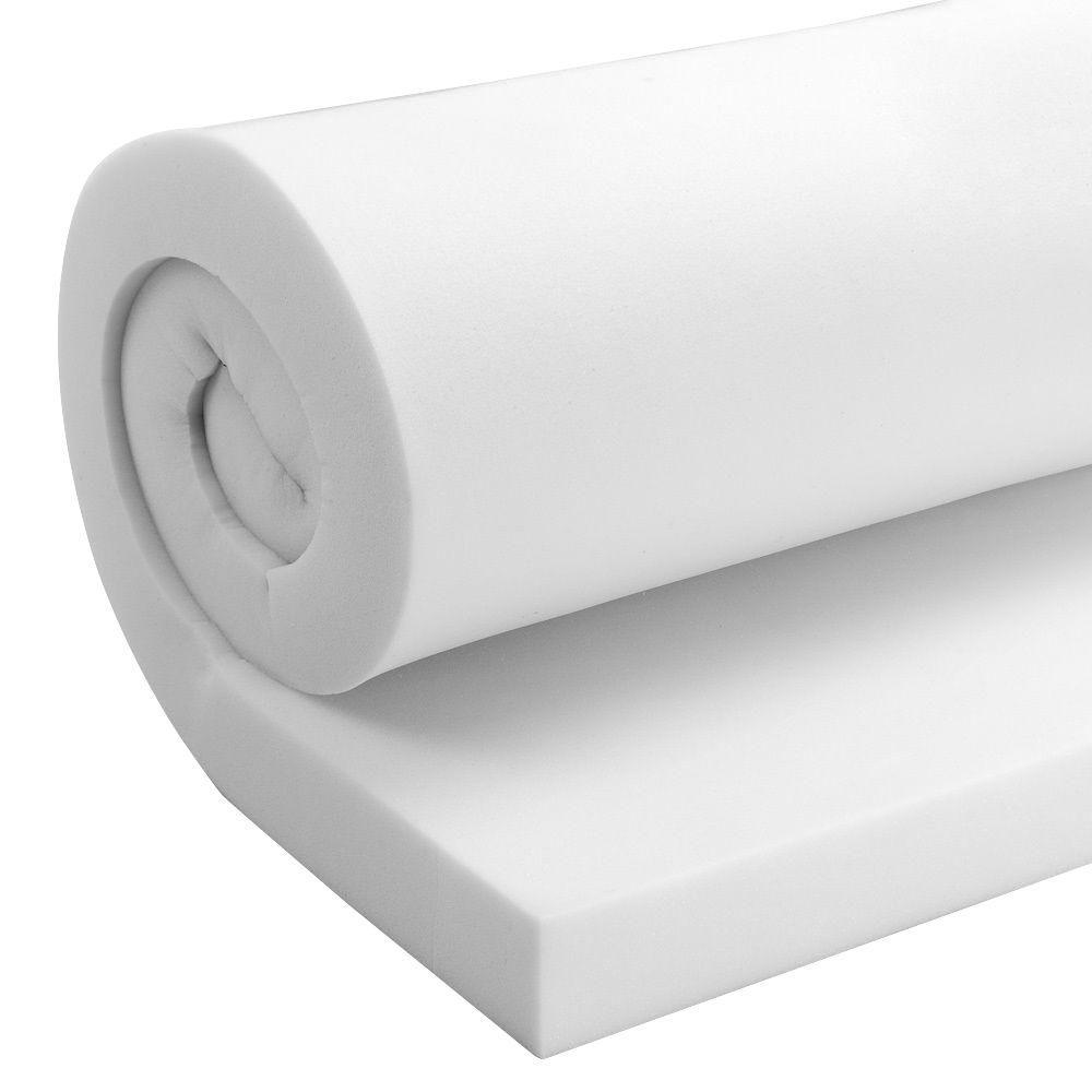 Future Foam 3 In Thick Multi Purpose Foam 10030bulk3 The Home Depot