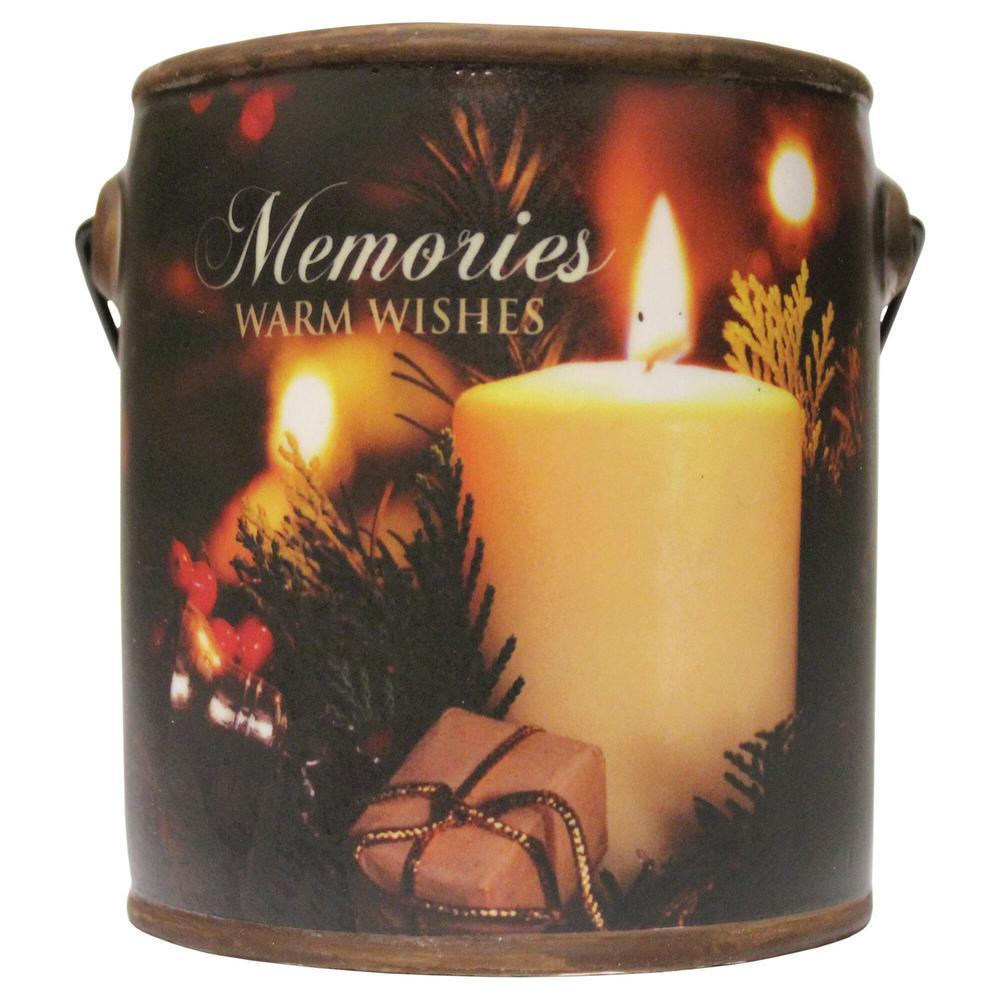 Farm Fresh Ceramic Candle Memories