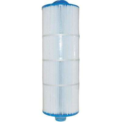 7000 Series 7 in. Dia x 19-5/8 in. 50 sq. ft. Replacement Filter Cartridge with Injection Mold Knob Handle Top