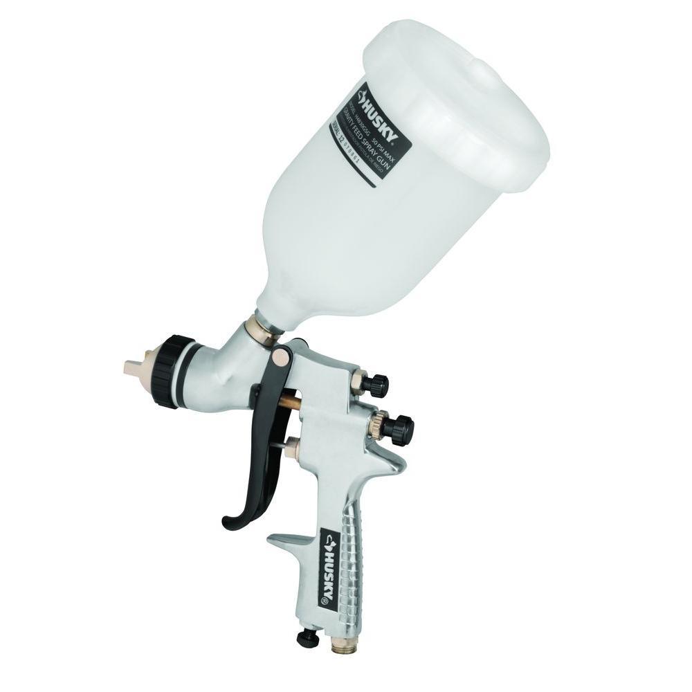 Gravity Feed HVLP Spray Gun