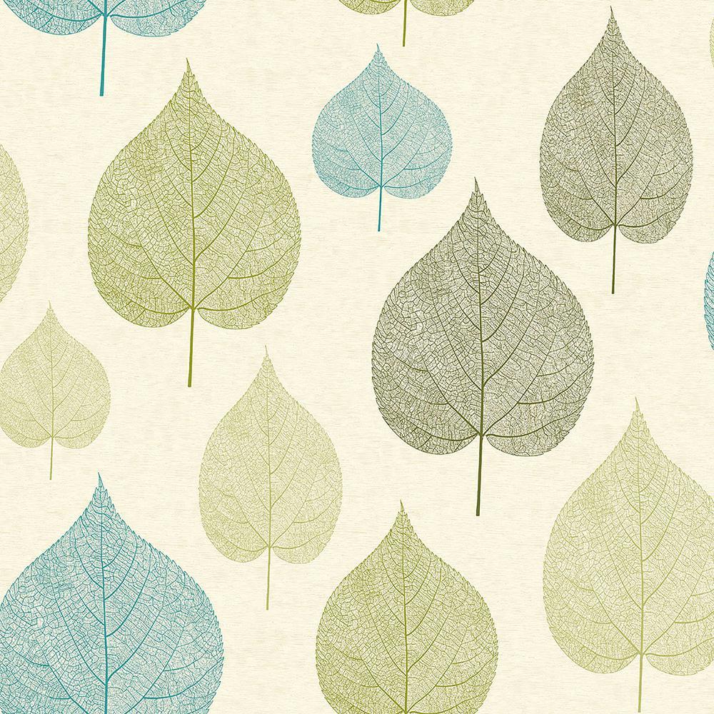 8 in. x 10 in. Quest Green Leaf Sample