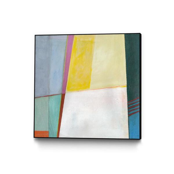 Unbranded 20 In X 20 In Solidity I By Jodi Fuchs Framed Wall Art Wag149983 2020cf The Home Depot