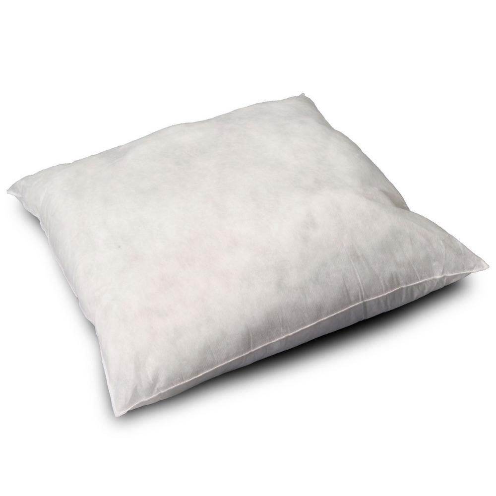 SleepSense 26 in. Euro Stuffer Bed Pillow Insert (8-Pack)